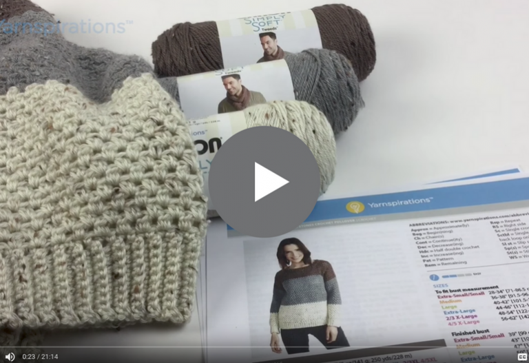 Free Pattern: The Stepping Stones Pullover